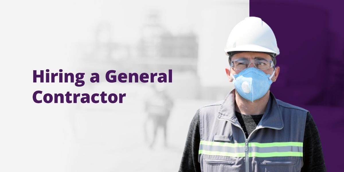 hiring a general contractor