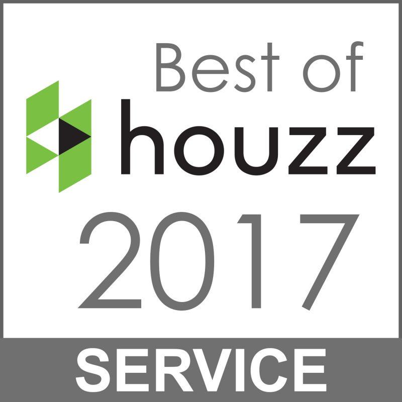 Best of Houzz 2017 Service Badge